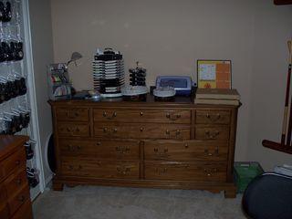 new location of dresser