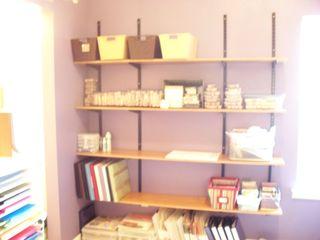 after shelves
