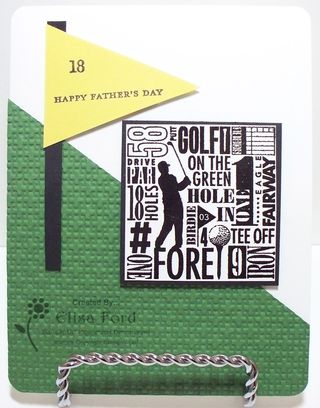 Fathers Day Card for Dad 2011