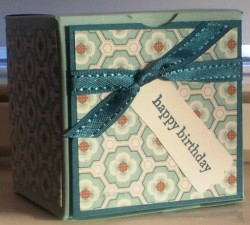 Sycamore Street Mini Gift Box