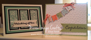 SAB Celebration Class - Visit http://www.mirrorimagecrafts.com for details and more projects!