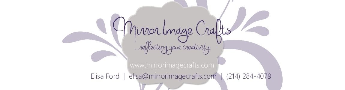 Mirror Image Crafts